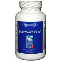 Allergy Research nutricology Allergy Research Group, Brainwave Plus 120 vegetarian capsules