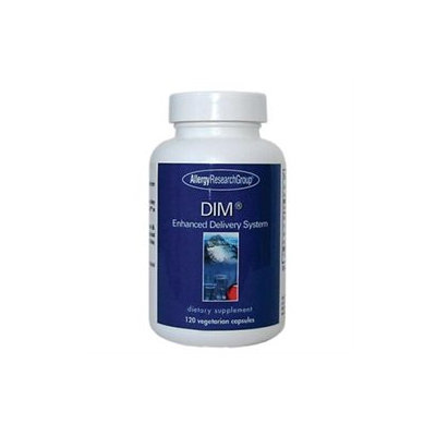 Allergy Research nutricology DIM (Diindolylmethane) - Allergy Research Group - 120 Capsules - dim - Diindolylmethane