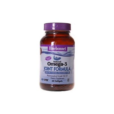 Bluebonnet Nutrition, Natural Omega-3 Joint Formula 60 Softgels