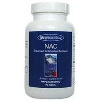 Allergy Research Group NAC Enhanced Antioxidant Formula - 90 Tablets