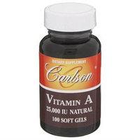 Carlson Laboratories Vitamin A 25000iu