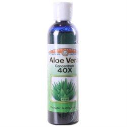 Pure Planet - Aloe Vera Concentrate 40X - 4.2 oz.