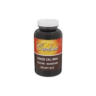 Carlson Labs - Liquid Cal-Mag - 250 Softgels