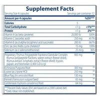 Integrative Therapeutics, Thymuril 50 Capsules