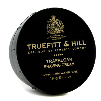 Truefitt & Hill Trafalgar Shaving Cream Jar