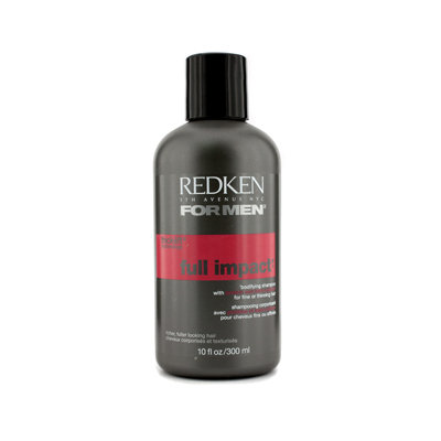 Redken Men Full Impact Bodifying Shampoo (For Fine or Thinning Hair) 10 oz