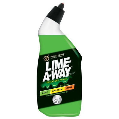 Lime A Way Toilet Bowl Cleaner 12 Pack- LIME-A-WAY Toilet Bowl Cleaner XLG 24 oz Bottles (1 CASE)