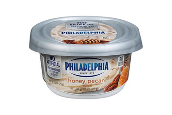 Philadelphia Honey Nut Cream Cheese Spread