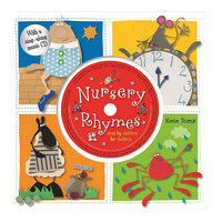 Kate Toms Nursery Rhymes Book & CD Set