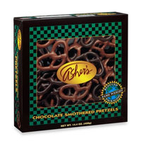 Ashers Asher's Chocolate Smothered Pretzels