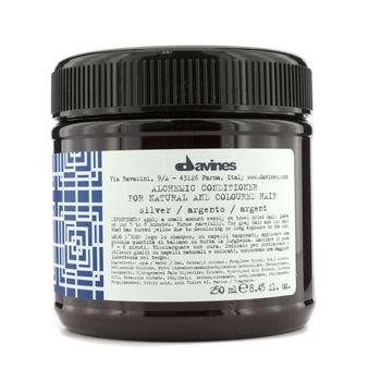 Davines Alchemic Conditioner Silver (For Natural & Gray Hair) 250ml/8.45oz