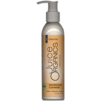 Juice Organics Nourishing Cleanser 6 fl oz (180 ml)