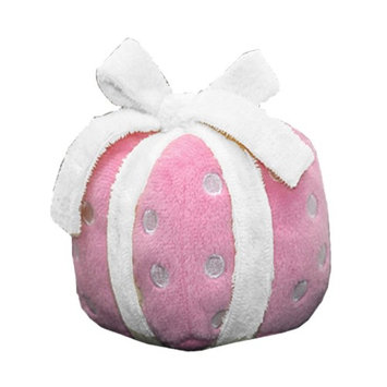 Hip Doggie Singing Gift Plush Toy - Happy Birthday Song - Pink