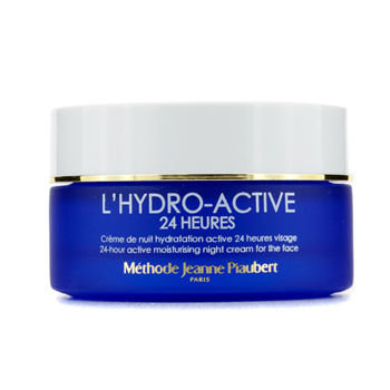 Methode Jeanne Piaubert L'Hydro Active 24-Heures Active Moisturising Night Cream For The Face 50ml/1.66oz