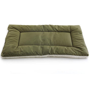 Pet Dreams Classic Sleep-Ezz Pet Bed Olive, Large