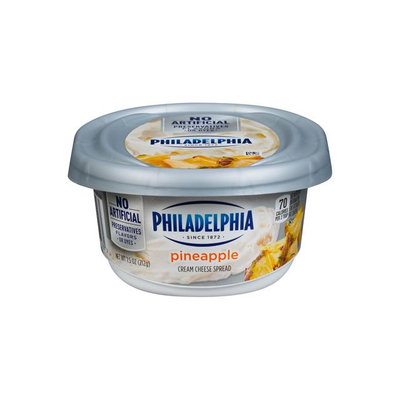 Philadelphia Cream Cheese Spread Pineapple