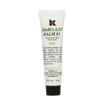 Kiehls 15828928601 Lip Balm - No. 1 Pear - 15ml-0.5oz