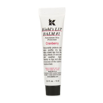 Kiehls Lip Balm #1 Cranberry 15ml