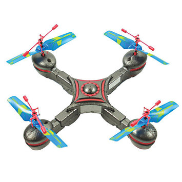 Orbits Orbit Quadro Bot Remote Control Flying Drone
