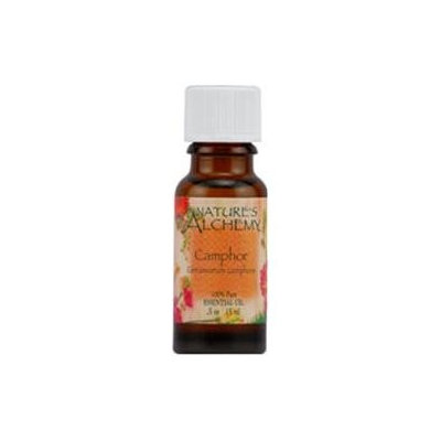 tures Alchemy Nature's Alchemy Essential Oil Camphor .5 oz