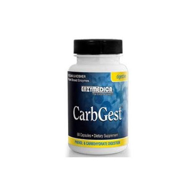 Enzymedica CarbGest: Carbohydrate Digestion Enzymes - 60 Capsules