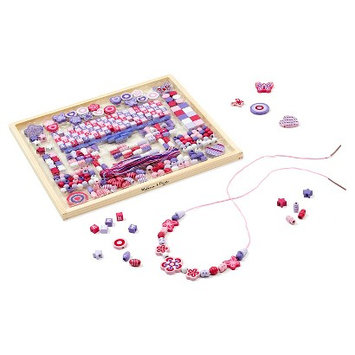 Jewelry And Beading Kit Melissa & Doug Beads Butterfly