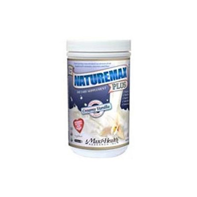 Naturemax Plus, Vanilla Flavor, 1 lb, Maxi-Health Research (MaxiHealth)