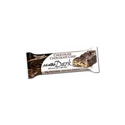 Nugo Nutrition Bar Dark Chocolate Chip Case of 12 50 Grams
