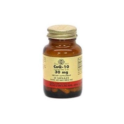 Solgar Coenzyme Q-10 30 Mg - 60 Vegicaps