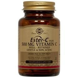 Solgar Ester-C Plus 500 mg Vitamin C