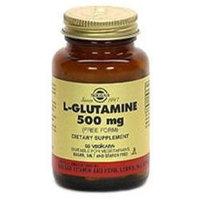 Solgar L-Glutamine 500 Mg. * - 50 Vegicaps