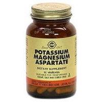 Solgar - Potassium Magnesium Aspartate - 90 Vegetarian Capsules