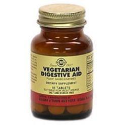Solgar Vegetarian Digestive Aid - 100 Tablets