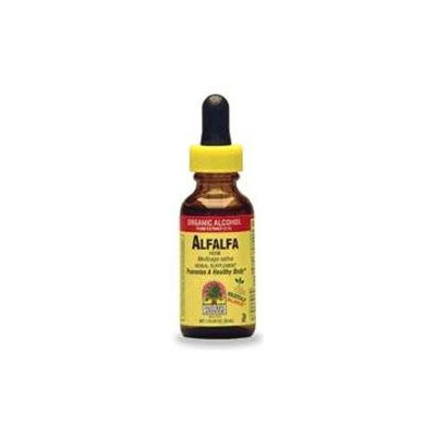 tures Answer Alfalfa Herb Extract Liquid 1 oz from Nature's Answer