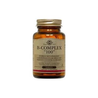 Solgar B Complex 100 Mg. - 250 Tablets