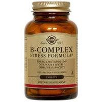 Solgar B Complex Natural Stress Formula - 60 Tablets