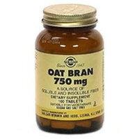 Solgar Oat Bran - 750 mg - 250 Tablets