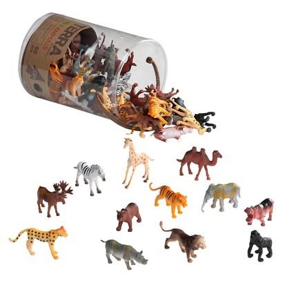 Terra By Battat Terra Miniature Wild Animal Collection By Battat