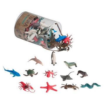 Terra By Battat Terra Miniature Sea Animal Collection By Battat