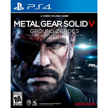 Konami Digital Entertainment Metal Gear Solid V: Ground Zeroes PRE-OWNED (PlayStation 4)