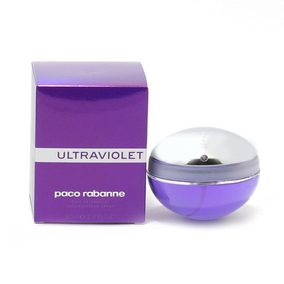Paco Ultraviolet For Ladies Edp Spray 2.7 Oz