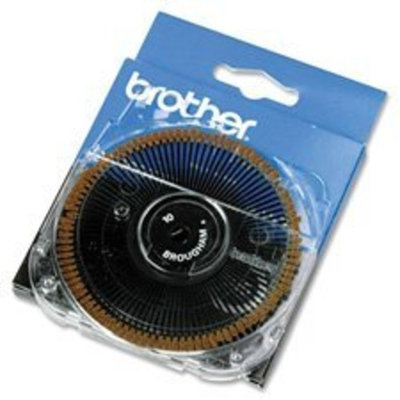 Brother 411 Brougham 10-Pitch All Daisy Wheel Typewriters