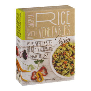Pereg Basmati Rice With Vegetables