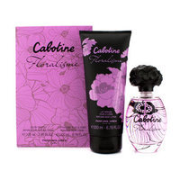 Gres Cabotine Floralisme Coffret: Eau De Toilette Spray 100ml/3.4oz + Perfumed Body Lotion 200ml/6.76oz 2pcs