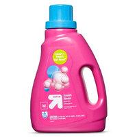 up & up Laundry Detergent - Fresh Linen - 50 oz