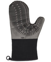 Oxo OXO 1147907 Good Grips Silicone Oven Mitt With Magnet - Licorice