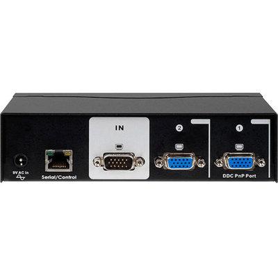 Connectpro 2-Port Switchable Video Split Amplifier
