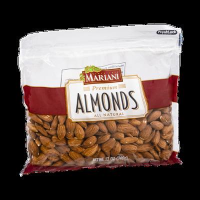 Mariani All Natural Premium Whole Almonds