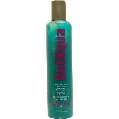 IMAGE by Image: GELAQUA SUPER STRENGTH STYLING GEL 33 OZ