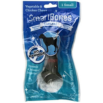 SmartBones Dental Dog Chew, Small, 1-Pack